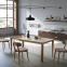 Стол деревянный с керамической столешницей 1811 Vigo NATISA - 4