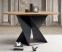 Стол с деревянной столешницей Cube NATISA  - 1