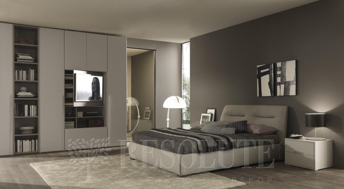 Кровать двуспальная Moon MAB