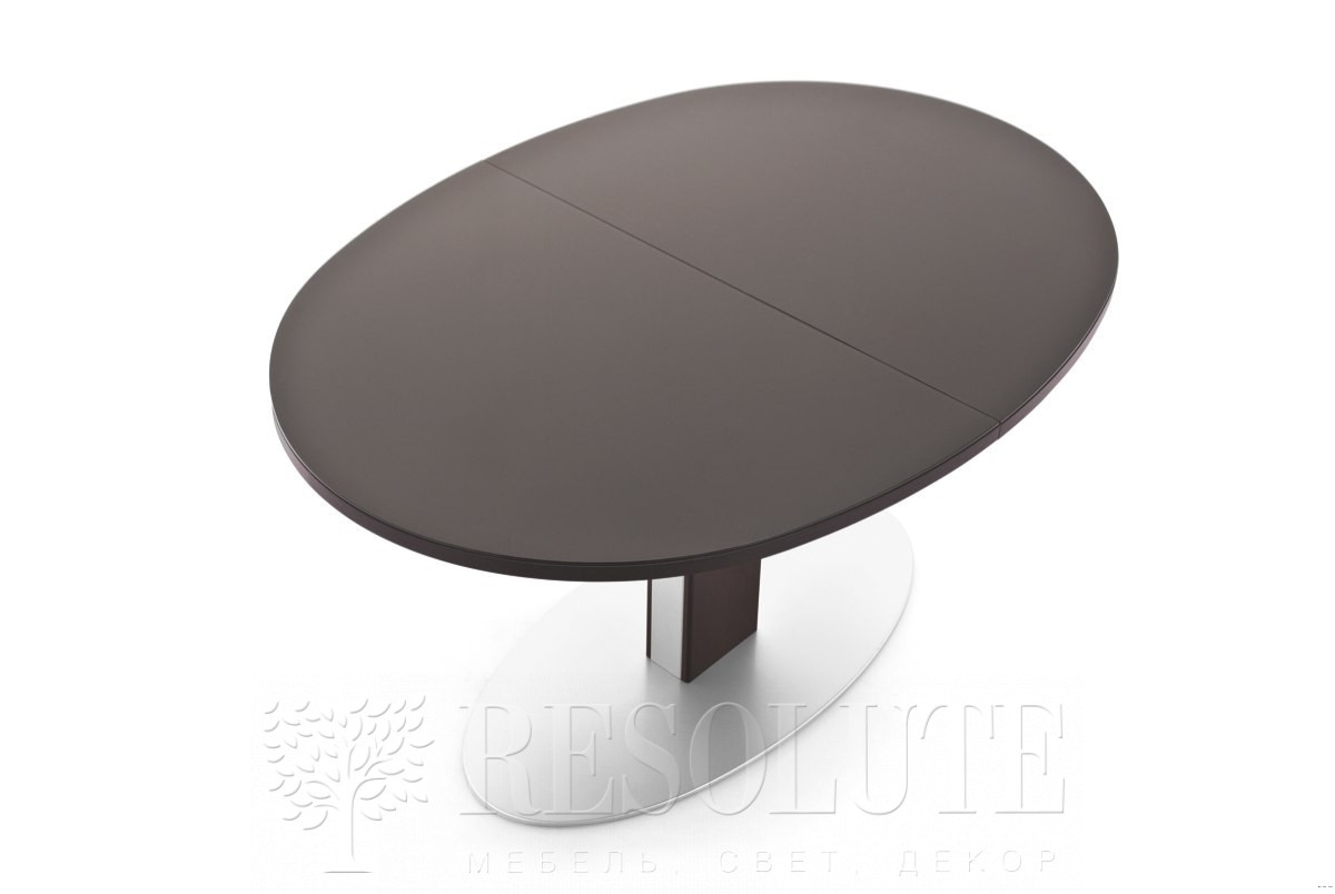 Стол металлический со стеклом Olivo&Godeassi 4756-E Thesis