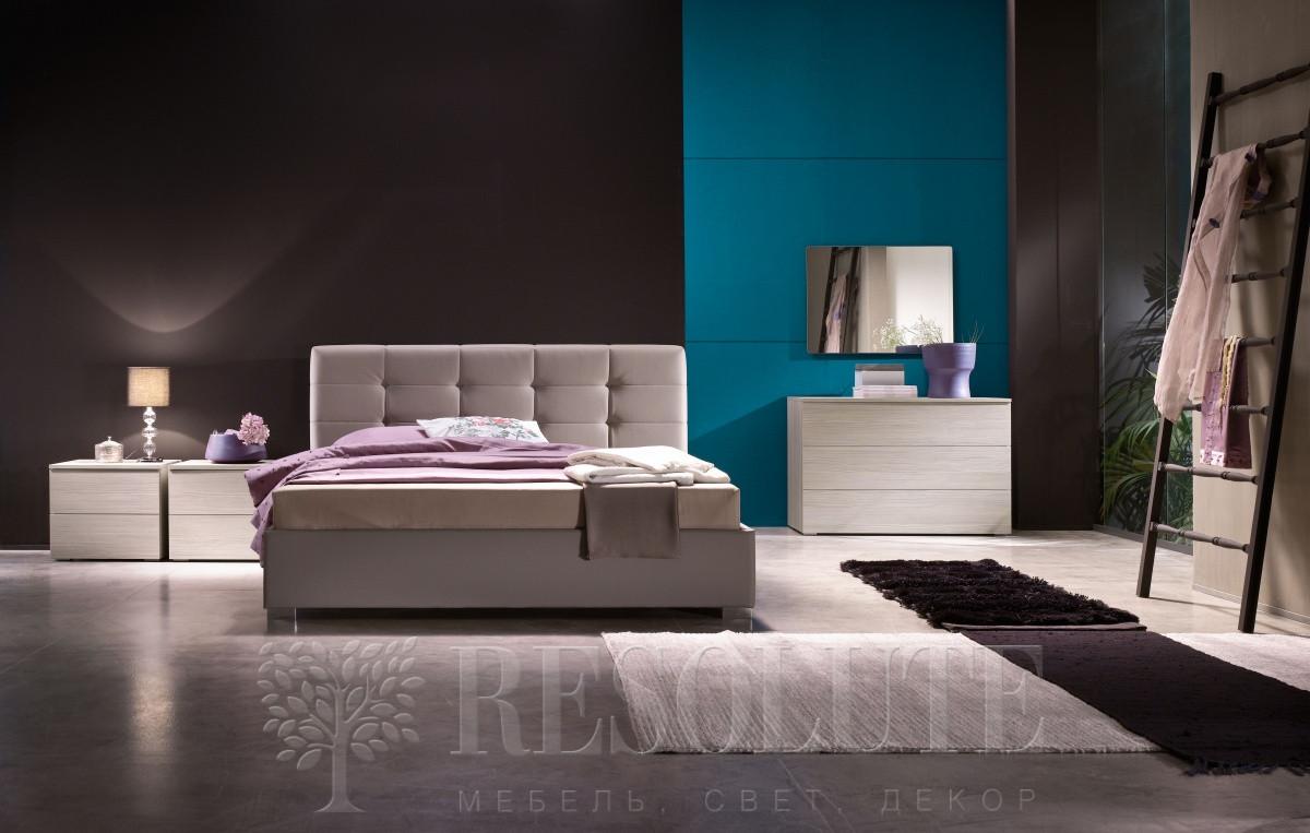 Кровать двуспальная Desy MAB
