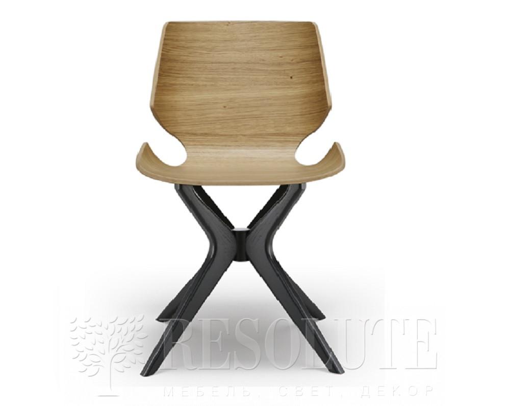 Стул деревянный с деревянным сиденьем SL 1503 LINZ-MA