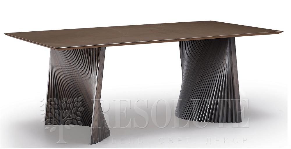 Стол деревянный c керамической столешницей  Natisa BOW TL 1891