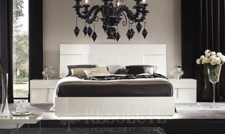 Итальянская кровать Canova ALF