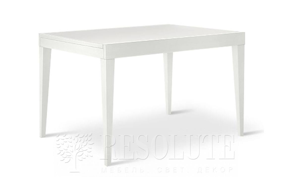 Стол деревянный со стеклянной столешницей Jake 130 Natisa TL 1463