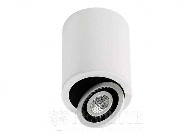 Точечный светильник Italux Subba SLC7390/7W 4000K WH+BL