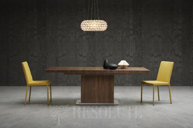 Стол с деревянной столешницей TL 1751 LUNA Natisa