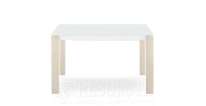 Стол деревянный со стеклом Connubia G/4724-W130 Eminence