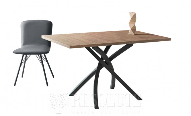 Стол TWISTER CB/4782-RC 130 Connubia by Calligaris