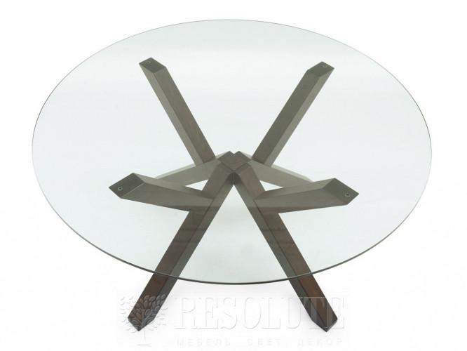 Стол деревянный со стеклом Connubia CB/4728-V140 Mikado