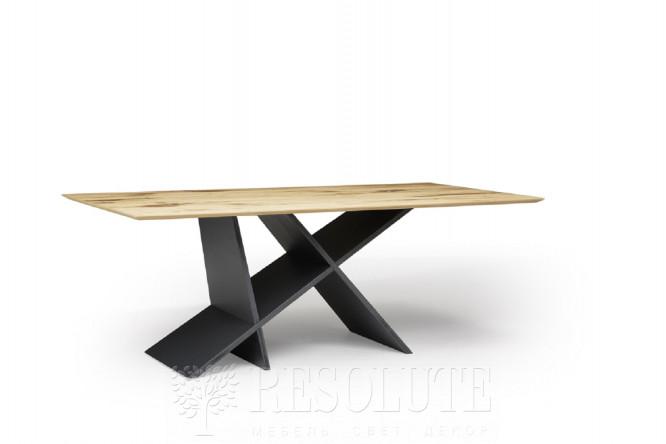 Стол с деревянной столешницей TL 1731 EMME