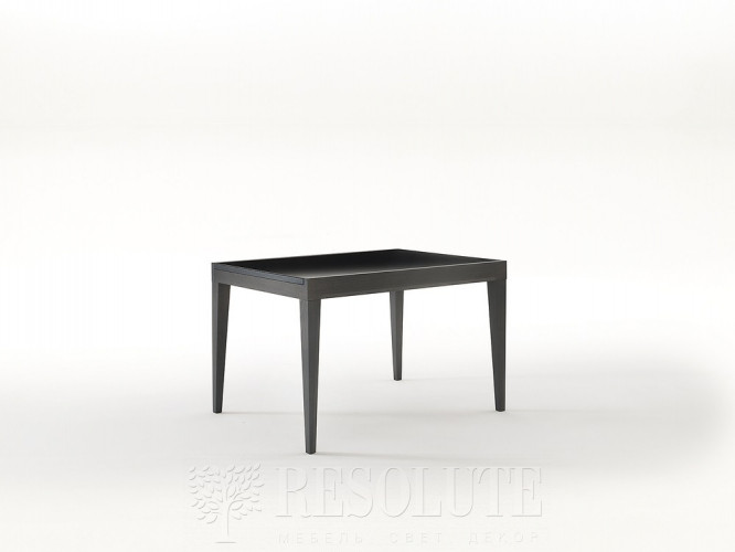 Стол деревянный со стеклянной столешницей Jake 90 Natisa TL 1461