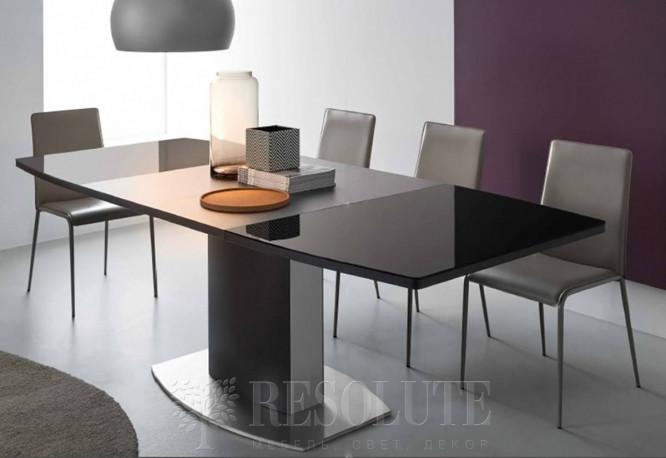 Стол металлический со стеклом Olivo&Godeassi G/4726 Sydney