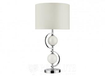 Настольная лампа Searchlight CREAM GLASS 1965WH