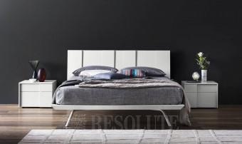 Итальянская кровать WIL White ALF