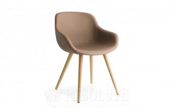 Деревянный стул CS/1810-SK IGLOO Calligaris