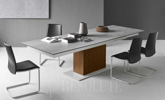 Стол SINCRO-CERAMIC CB/4087 Connubia by Calligaris