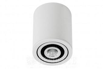 Точечный светильник Italux Subba SLC7390/7W 3000K WH+BL