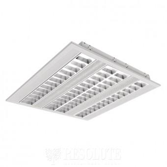 Растровый светильник Lug Lugclassic Decor T5 600X600 P/T Par