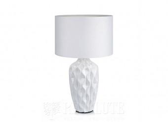 Настольная лампа MARKSLOJD ANGELA white 106890