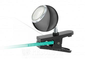 Настольная лампа-прищепка Eglo BIMEDA LED 96838