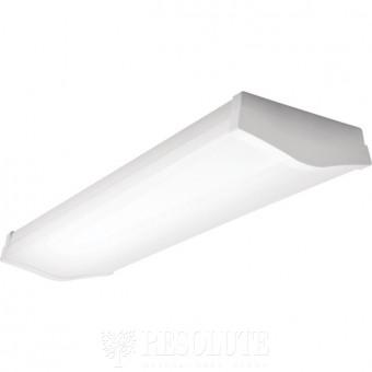 Промышленный светильник Lug Raylux opal 2х14W T5