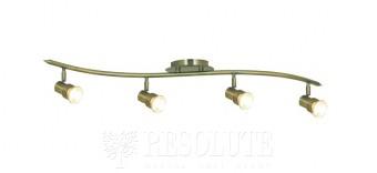 Спот потолочный Searchlight Decco P4333AB