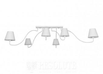Люстра потолочная Nowodvorski SWIVEL white 6L 6546