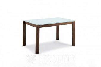 Стол деревянный со стеклом Calligaris CS4010-LV 130 BARON