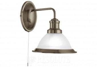 Настенный светильник BISTRO Searchlight 1481AB