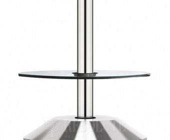Стеклянный стол Enders для моделей (elegance, rattan)