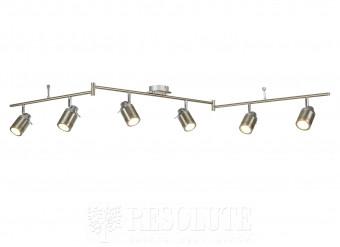 Спот потолочный для ванной Searchlight Samson 6606SS