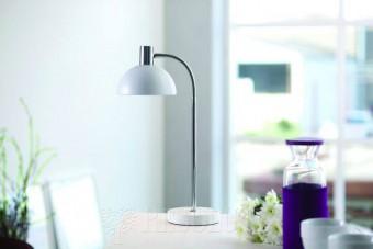 Настольная лампа Herstal Vienda white 13071160120
