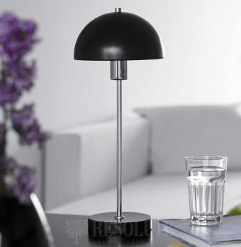 Настольная лампа Herstal Vienda  black 13071140105