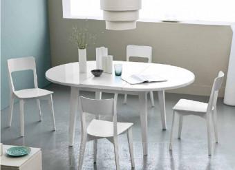 Стол деревянный со стеклом Pool G/4717 V-120 Olivo&Godeassi