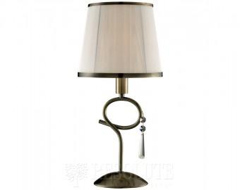 Настольная лампа Searchlight SIMPLICITY 3031-1AB