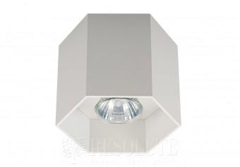 Точечный светильник ZumaLine POLYGON 20035-WH
