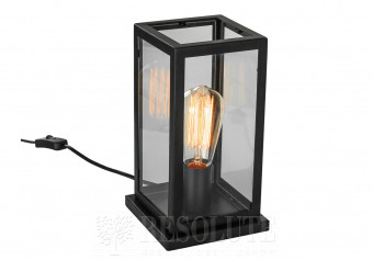 Настольная лампа Italux Laverno MT-202621-1-B