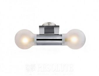 Настенный светильник для ванной комнаты MARKSLOJD CARLA 2L 106622