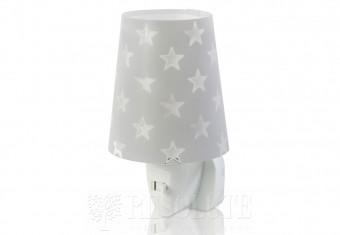 Детский ночник Dalber LED Stars Grey 81215E