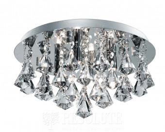 Потолочная люстра для ванной Searchlight Hanna 2204-4CC