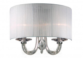 Бра SWAN AP2 BIANCO Ideal Lux 035864
