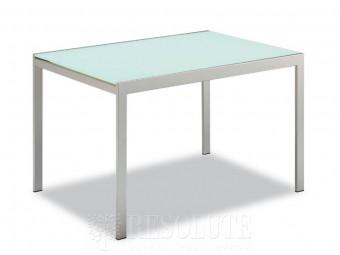 Стол металлический со стеклом Connubia CB/4742 V Aladino