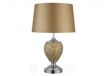 Настольная лампа MOSAIC Searchlight 4516CP-1