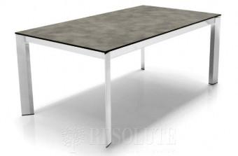 Стол металлический Calligaris Baron CS/4010-ML 110