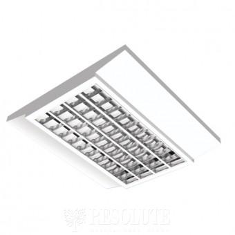 Растровый светильник Lug Lugclassic Pyramid T5 N/T