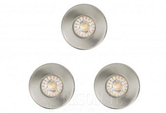 Точечный светильник для ванной Eglo IGOA SET-3 94979
