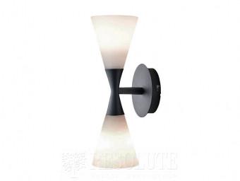 Настенный светильник Herstal Harlekin Duo graphite 3047561320