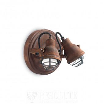 Светильник настенный BOB MINI AP2 Ideal Lux 156408