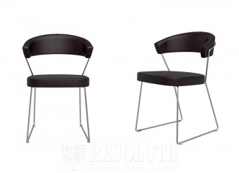 Стул металлический CB/1022-SK NEW YORK Connubia by Calligaris